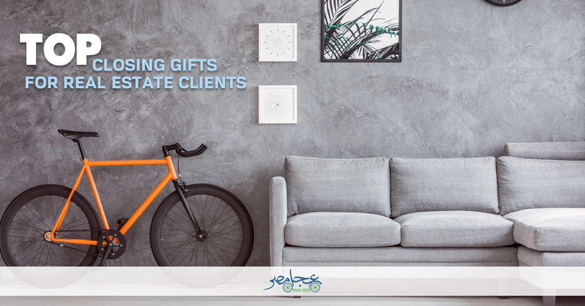 Top Closing Gifts For Real Estate Clients